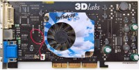 3DLabs Wildcat VP870