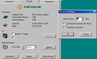 Canopus Pure3D drivers