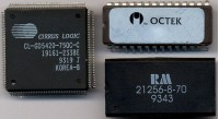 Octek AVGA-20 chips