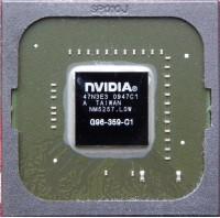 nVIDIA G96 GPU