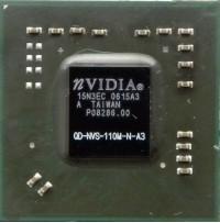 NVIDIA G72M GPU