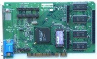 Diamond ST 3D 2000 PCI 2+