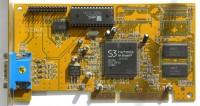 S3 Trio 3D/2X 4MB