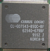 Cirrus Logic CL-GD7543